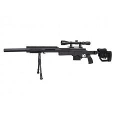 GSG 4410 Sniper BLACK Federdruck