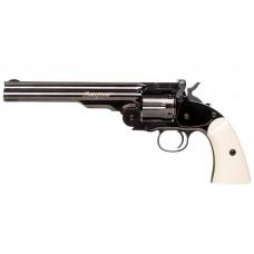 "Schofield 6"" Revolver Steel Grey"