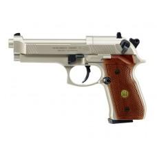 Beretta M92 FS Nickel/Holz