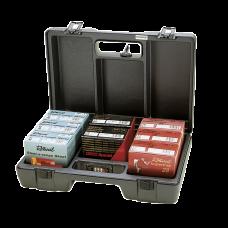 Patronenkoffer aus ABS Kunststoff