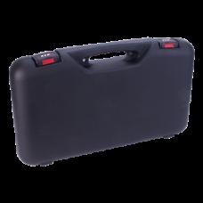 Pistolenkoffer aus ABS Kunststoff