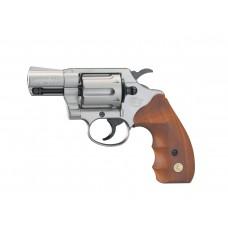 Colt Detective Special Nickel Holzgriffschalen