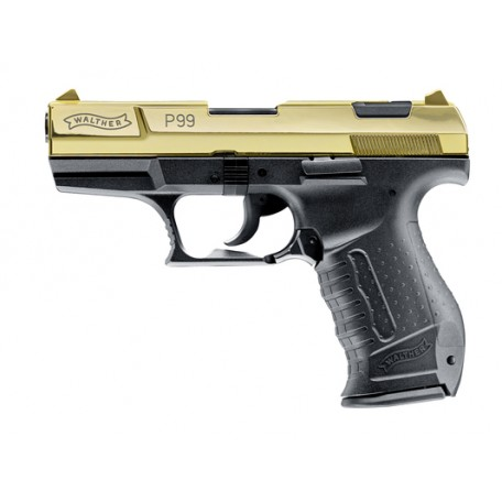 Walther P99 Gold Edition
