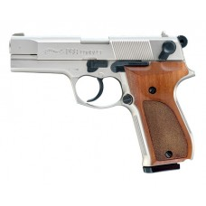 Walther P88 Nickel Holzgriff