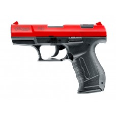 Walther P99 9mm PAK rot