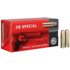 .38 Special Geco Jacketed Hollow Point