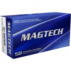.357Magnum Magtech Semi Jacketed Soft Point (357E)