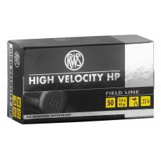 .22lfb RWS High Velocity Hollow Point