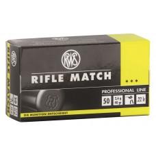 .22lfb RWS Rifle Match