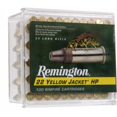 .22lfb Remington Yellow Jacket Hyper Velocity