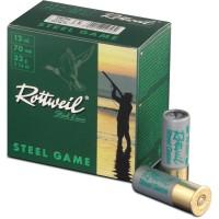 12/70 Rottweil Steel Game 3,0mm bleifrei