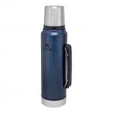 Stanley Classic Vakuum Bottle blau 1 L